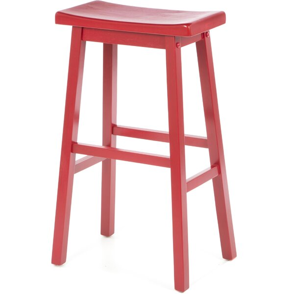 Kirkwood 30 Bar Stool by Beachcrest Home