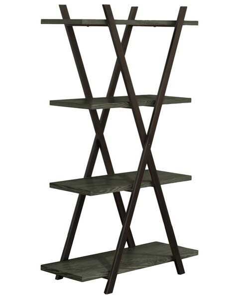 62 H x 31 W Shelving Unit by Urban Trends