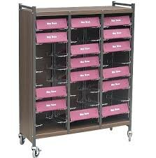 Big Beam Storage Cabinet by Omnimed