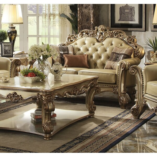 Mccarroll Loveseat with 3 Pillow by Astoria Grand