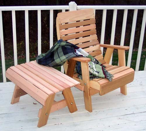 Tillison Cedar 2 Piece Seating Group by August Grove August Grove
