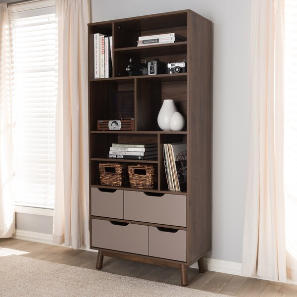 Jaelynn Wood Cube Unit Bookcase by Corrigan Studio