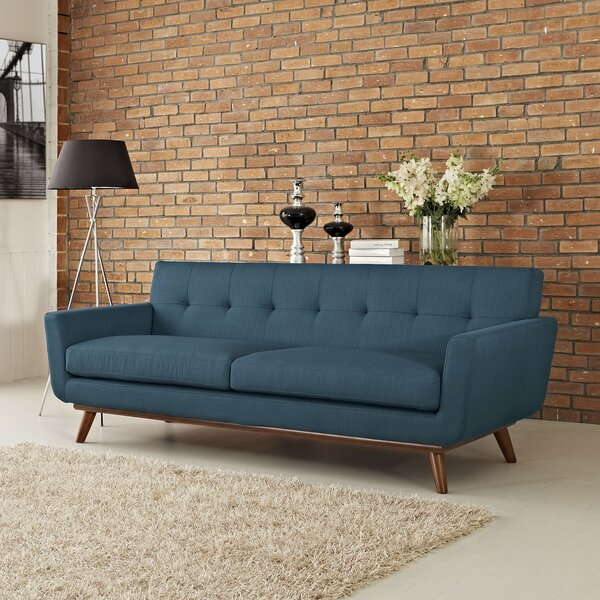 Nice And Beautiful Johnston Sofa by Langley Street by Langley Street