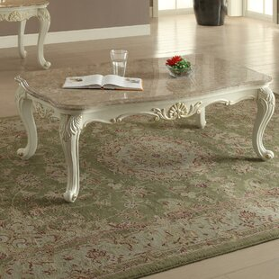 Buy clear Wensley Coffee Table By Astoria Grand