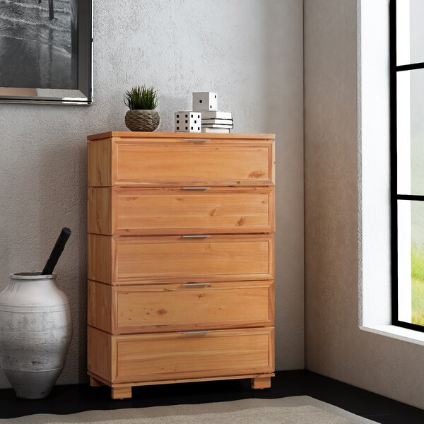 Ballenger 5 Drawer Chest by Foundry Select