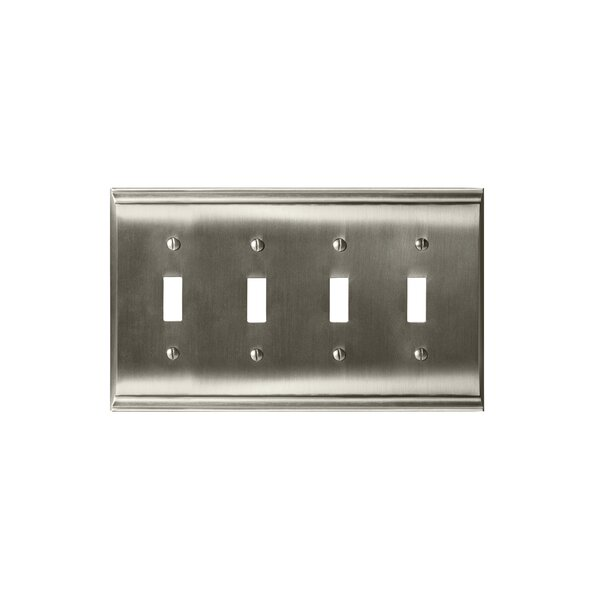 Candler Toggle Wallplate by Amerock