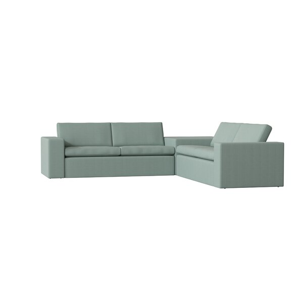 Review Marfa Symmetrical Sectional