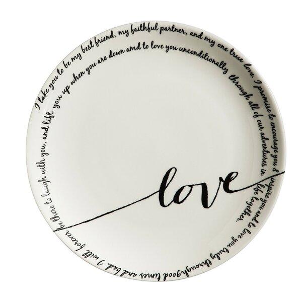 North Fork Love Platter by Red Barrel Studio