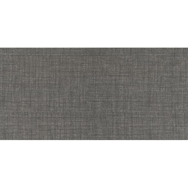 Canvas 12 x 24 Porcelain Field Tile in Denim by Emser Tile