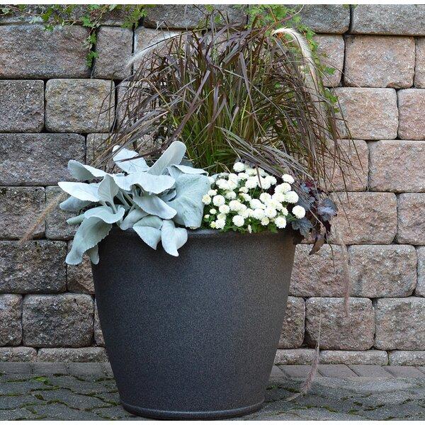 Athens Resin Pot Planter by Winston Porter