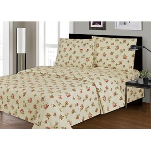 Find a Couture 2200 Thread Count 100% Polyester Sheet Set ByCouture Bedding