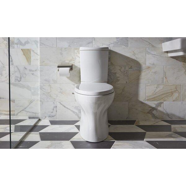 Loure Covered Horizontal Toilet Tissue Holder by Kohler