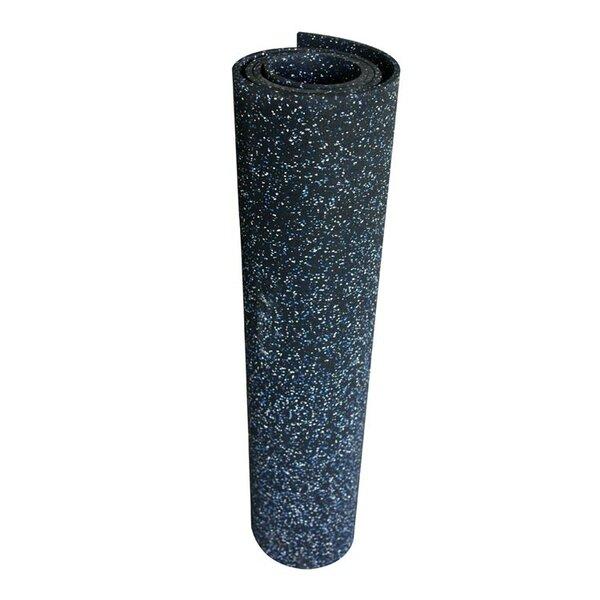 Elephant Bark 84 Rubber Flooring Mat by Rubber-Cal, Inc.