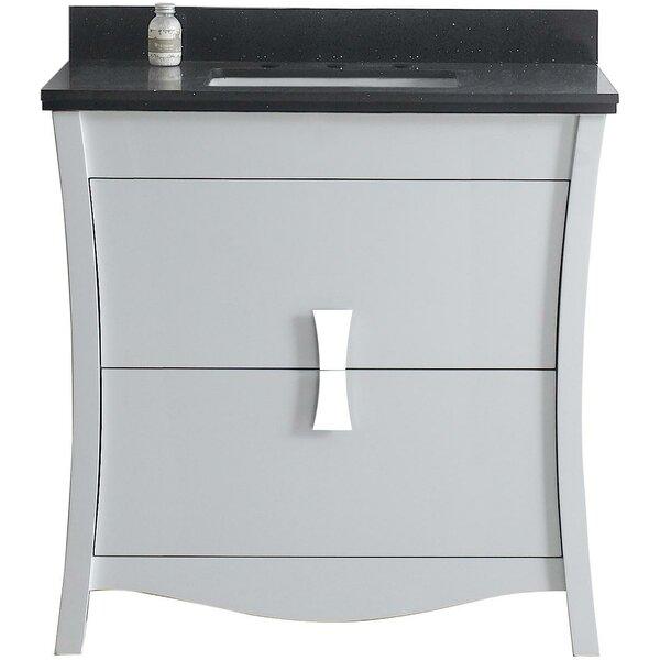 Hendry 35.35 Single Bathroom Vanity Set