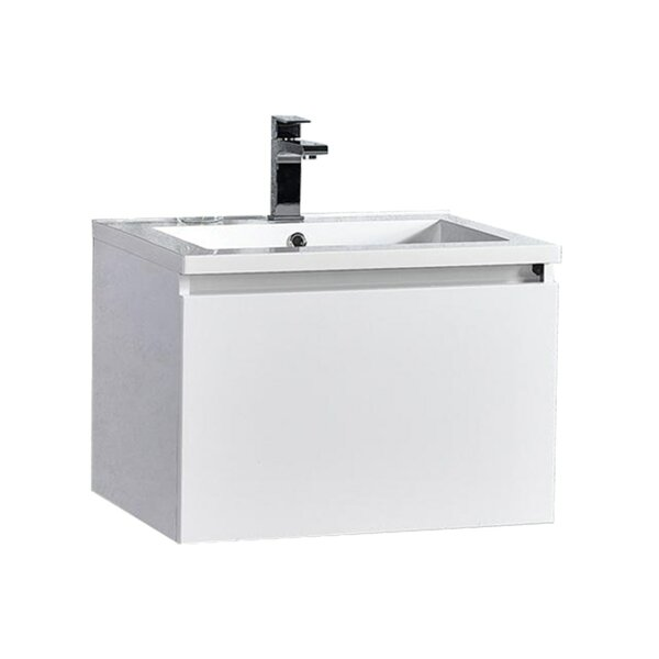 Peguero 24 Single Sink Bathroom Vanity Set by Orren Ellis