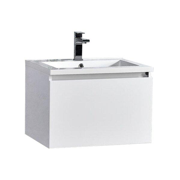 Peguero 24 Single Sink Bathroom Vanity Set by Orren Ellis