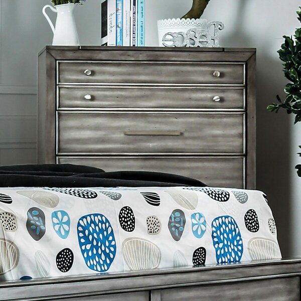 Julia 5 Drawer Chest by Everly Quinn Everly Quinn