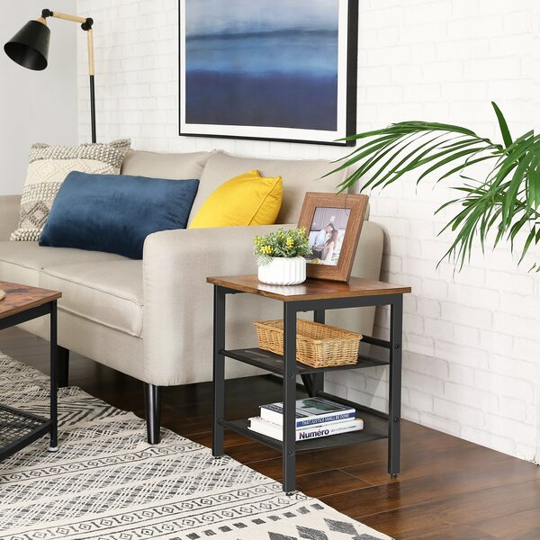 Mayville End Table With Storage By 17 Stories