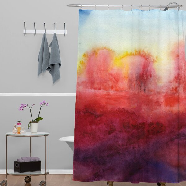 Jacqueline Maldonado Where I End Shower Curtain by Deny Designs