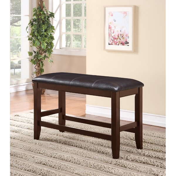 Wimer Counter Height Bench By Charlton Home