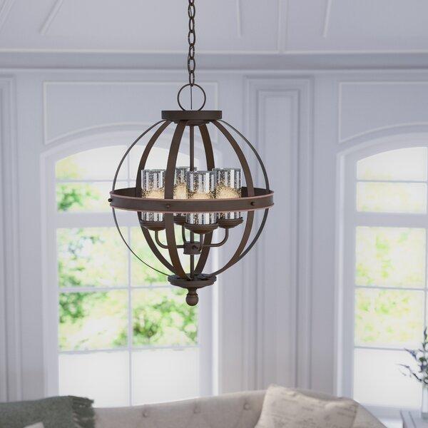 Tuscany 4-Light Globe Chandelier by Birch Lane™