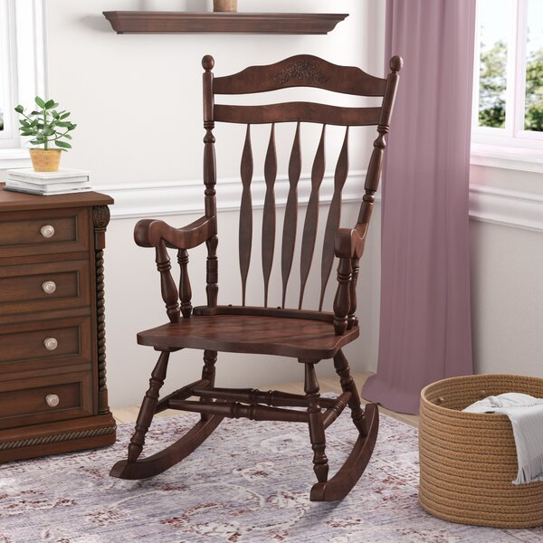 Hanlon Rocking Chair by Darby Home Co