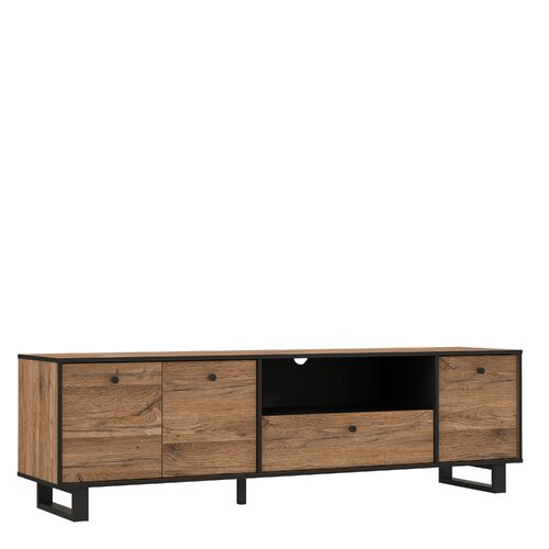 """Sewill TV Stand for TVs up to 78"""" Williston Forge"""