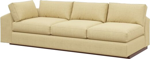 Jackson One-Arm Sofa by TrueModern