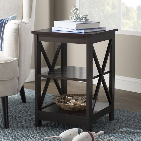 Stoneford End Table By Beachcrest Home.