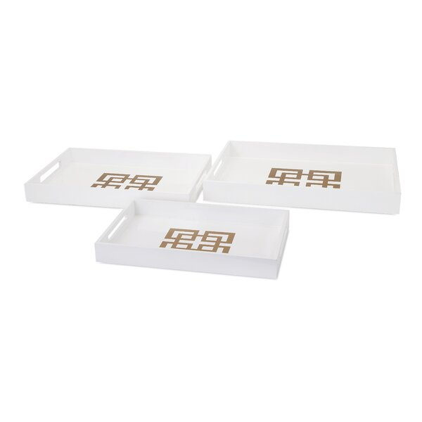 3 Piece Tray Set by Mercer41
