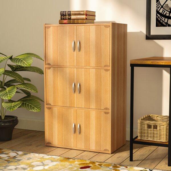 6 Door Storage Accent Cabinet by Rebrilliant