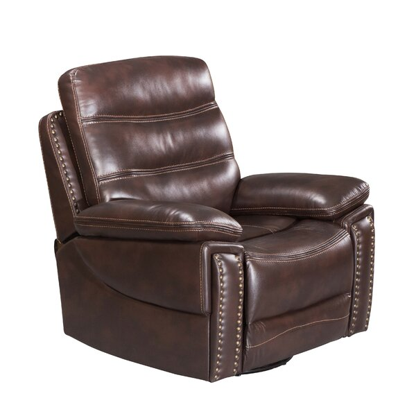 Courtland Manual Glider Recliner By Winston Porter