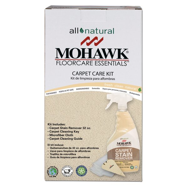 FloorCare Essentials Tile and Grout Care Kit by Mohawk Home