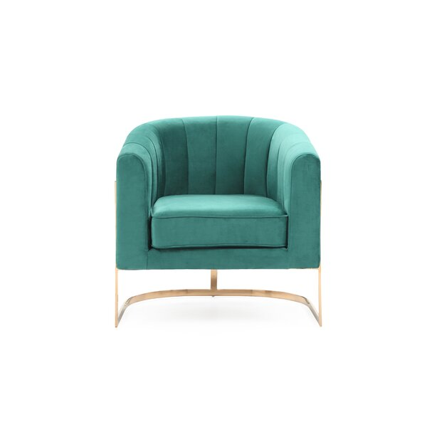 Burley Armchair by Everly Quinn