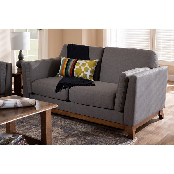 Nigella Loveseat by Latitude Run