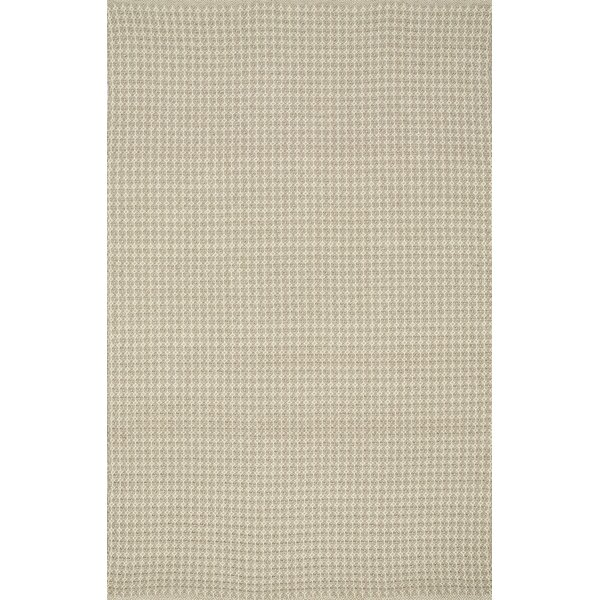 Kirchoff Oatmeal Indoor/Outdoor Area Rug by Charlton Home