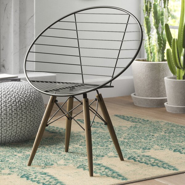 Molina Papasan Chair (Set of 2) by Mistana