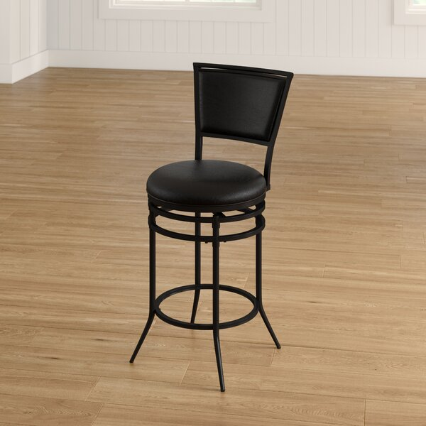 Massena 26 Swivel Counter Bar Stool by Darby Home Co