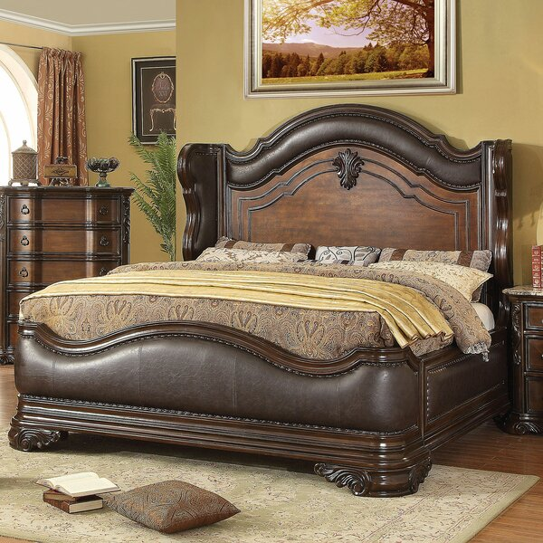 Trevin Upholstered Standard Bed by House of Hampton