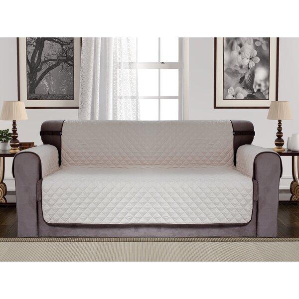 Box Cushion Sofa Slipcover By Red Barrel Studio Red Barrel Studio