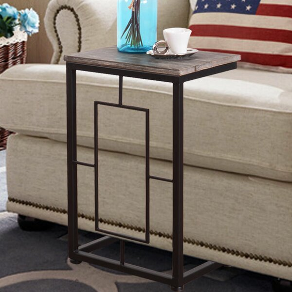 Donaldson End Table by Wrought Studio