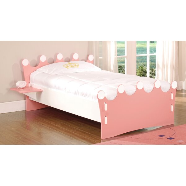 Culley Twin Platform Bed by Harriet Bee