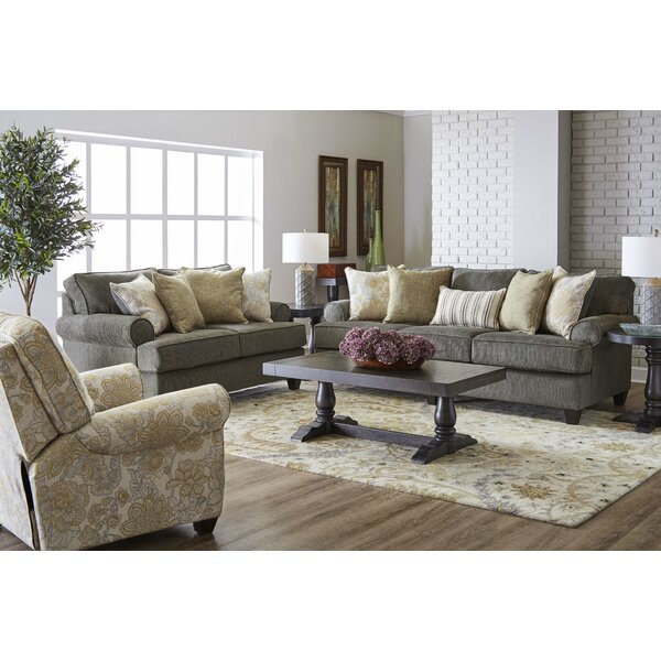 Macintosh Configurable Living Room Set by Darby Home Co