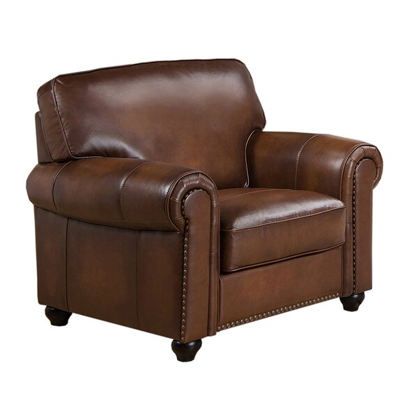 Aspen 2 Piece Leather Living Room Set by Amax