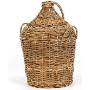 French Country Vintner's Rattan Basket by Mainly Baskets