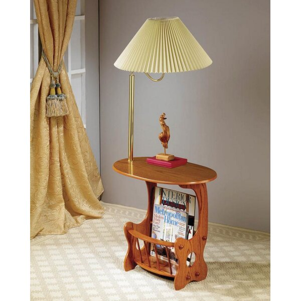 Hurst End Table by August Grove