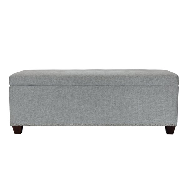 Lalonde Upholstered Storage Bench By Alcott Hill by Alcott Hill Looking for