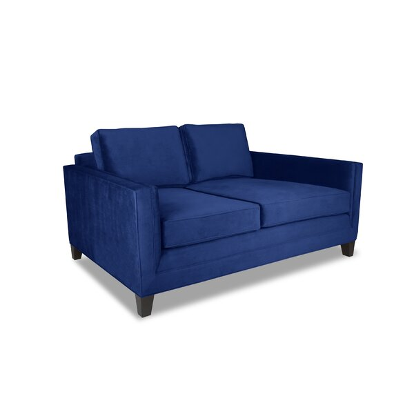 Rockhampton Plush Deep Sofa by Brayden Studio