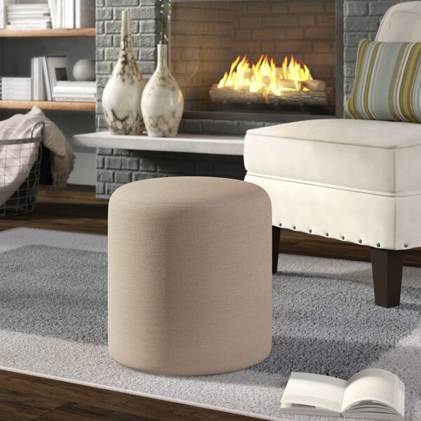 Eyman Pouf by Ebern Designs