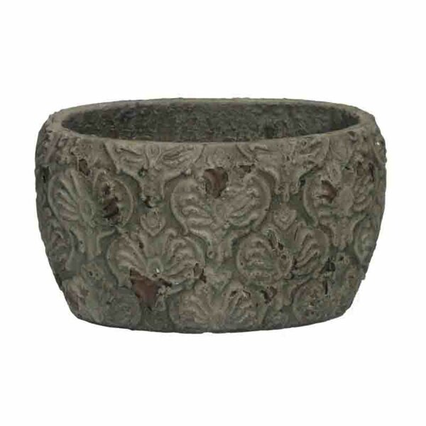Bailys Enticing Cement Pot Planter by Bloomsbury Market